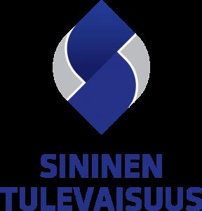 Siniset_logo_BLUE_logotype-288x300