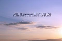 Aluevaalit 2022